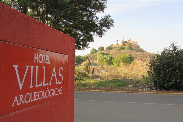 Villas Arqueologicas Cholula - фото 21