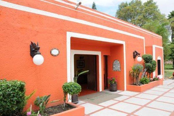 Villas Arqueologicas Cholula - фото 23