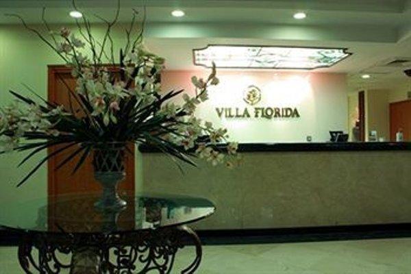 Hotel Villa Florida Puebla - фото 13