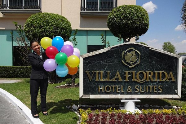 Hotel Villa Florida Puebla - фото 22