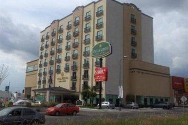 Hotel Villa Florida Puebla - фото 23