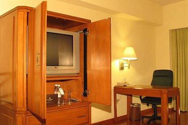 Hotel Villa Florida Puebla - фото 4