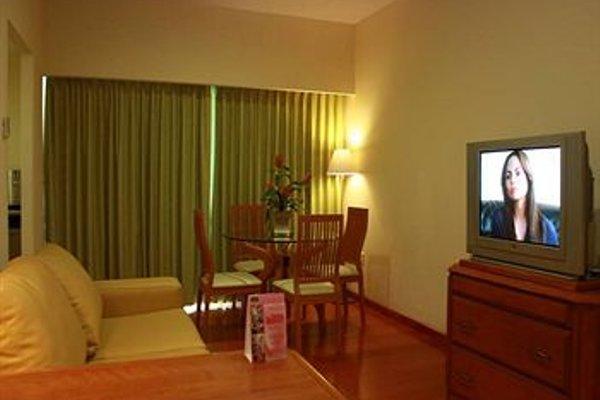 Hotel Villa Florida Puebla - фото 5