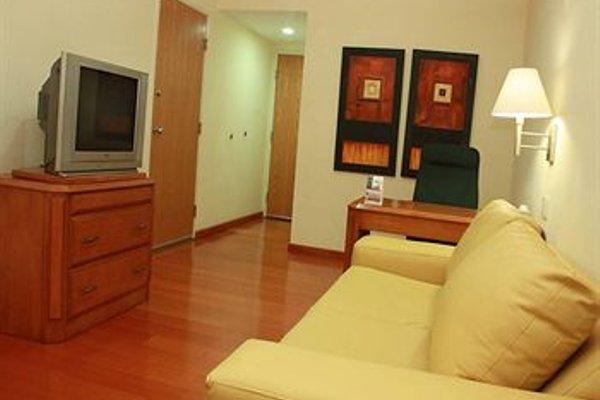 Hotel Villa Florida Puebla - фото 6