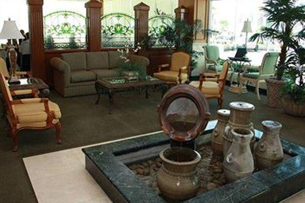 Hotel Villa Florida Puebla - фото 8