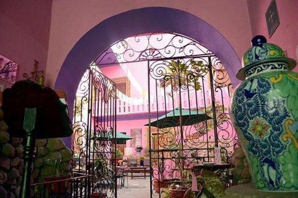 Meson Sacristia de la Compania Hotel Boutique - фото 21