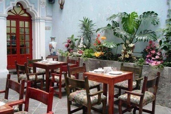 Hotel Boutique Casa de la Palma - фото 10