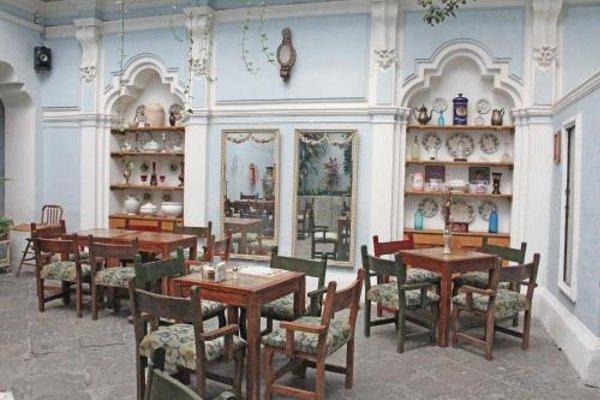 Hotel Boutique Casa de la Palma - фото 13