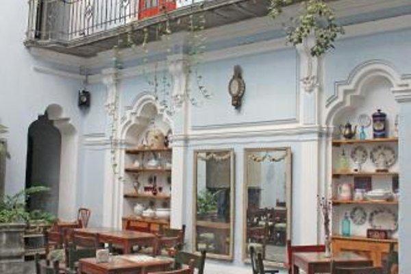 Hotel Boutique Casa de la Palma - фото 21