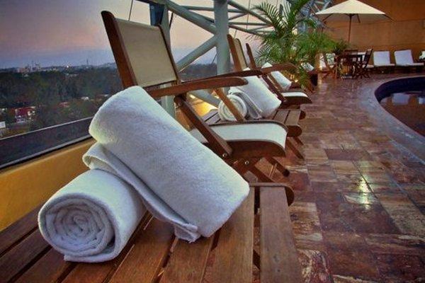 Holiday Inn Puebla Finsa - 21