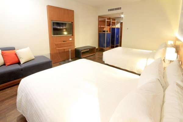 Marriott Puebla Hotel Meson del Angel - фото 28