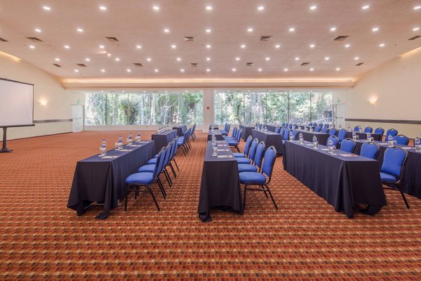 Marriott Puebla Hotel Meson del Angel - фото 14