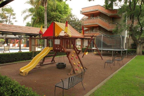 Marriott Puebla Hotel Meson del Angel - фото 18