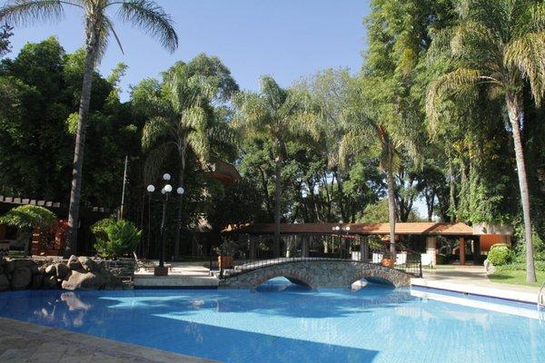 Marriott Puebla Hotel Meson del Angel - фото 20