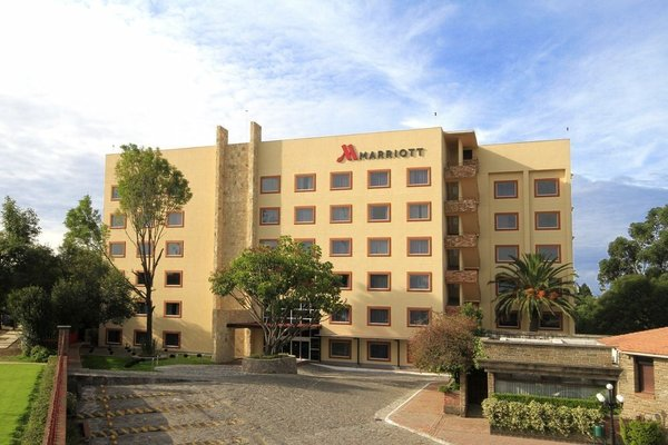 Marriott Puebla Hotel Meson del Angel - фото 22