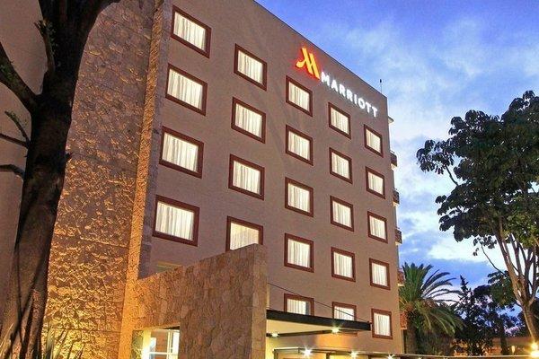 Marriott Puebla Hotel Meson del Angel - фото 23