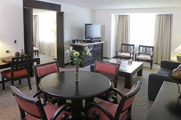 Marriott Puebla Hotel Meson del Angel - фото 3