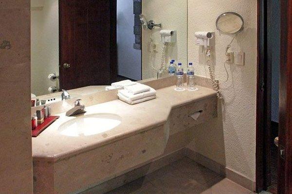 Marriott Puebla Hotel Meson del Angel - фото 9