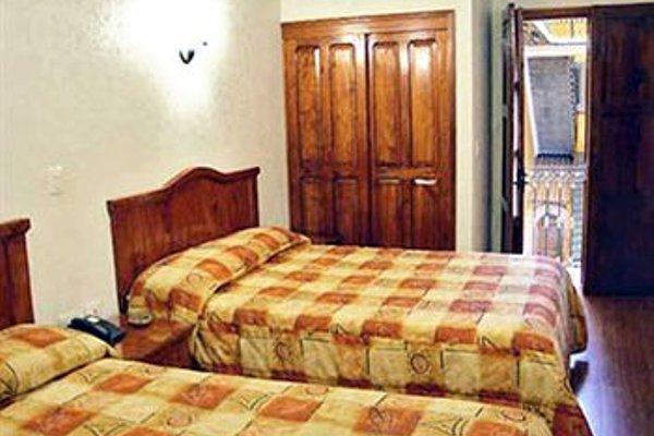 Hotel Puebla Plaza - фото 50