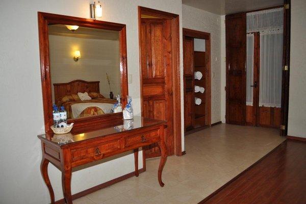 Hotel Puebla Plaza - фото 11