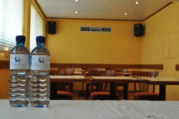 Hotel Puebla Plaza - фото 13