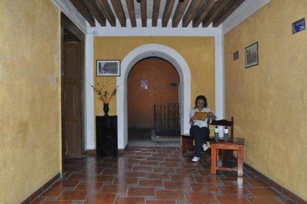 Hotel Puebla Plaza - фото 14
