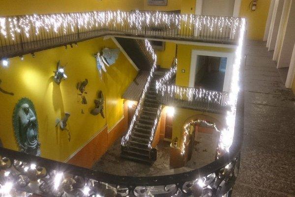 Hotel Puebla Plaza - фото 17