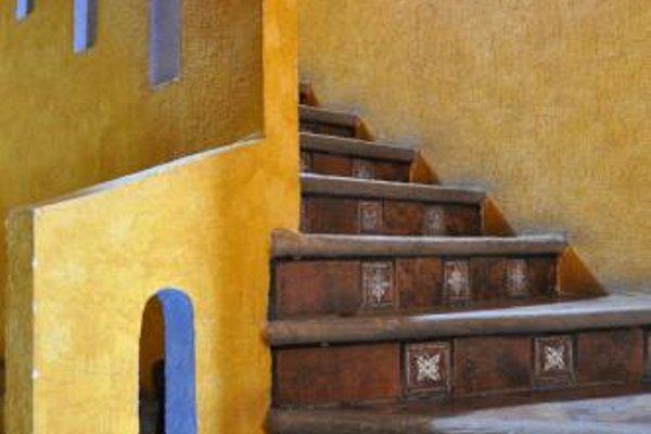 Hotel Puebla Plaza - фото 20