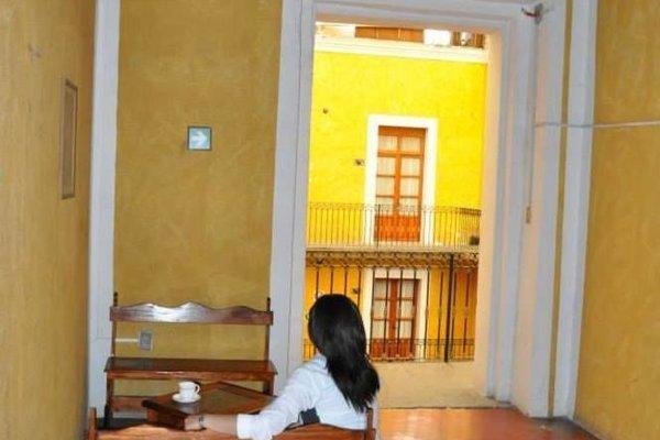 Hotel Puebla Plaza - фото 3