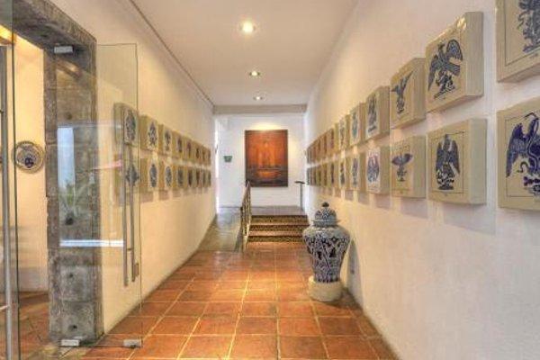 Hotel Boutique Casareyna - фото 17
