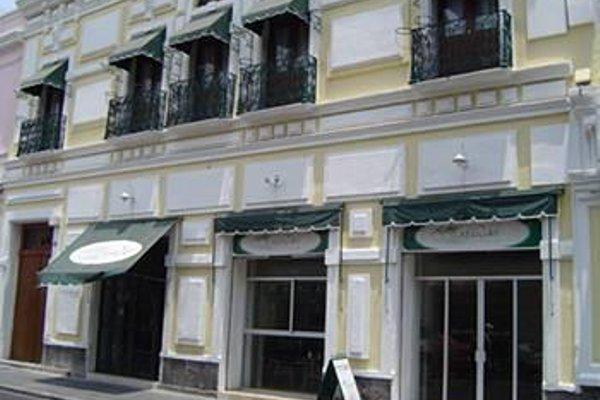 El Hotelito - фото 22