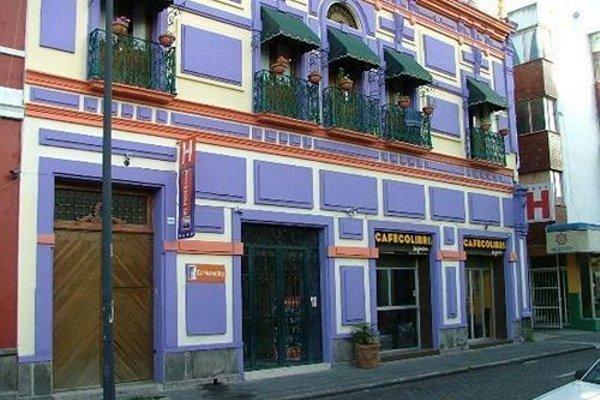 El Hotelito - фото 23