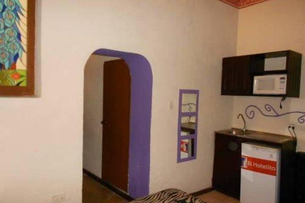 El Hotelito - фото 9