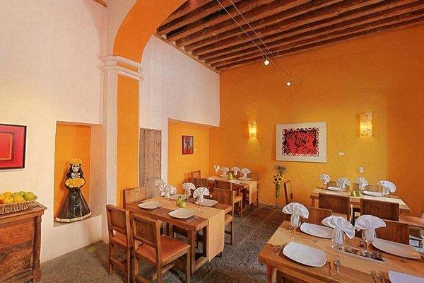 Hotel Meson de Capuchinas - фото 10