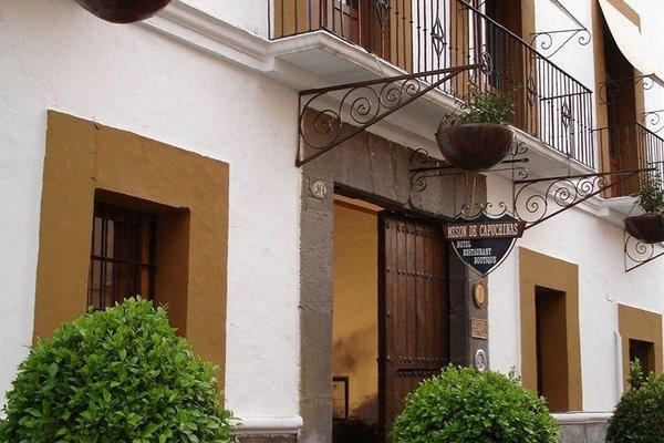 Hotel Meson de Capuchinas - фото 13