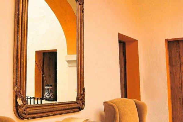 Hotel Meson de Capuchinas - фото 8