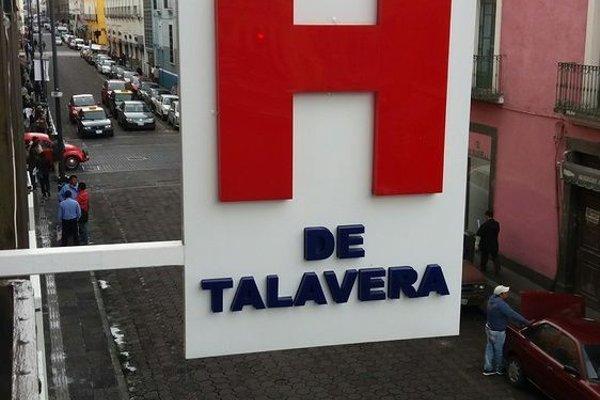 Hotel De Talavera - фото 23