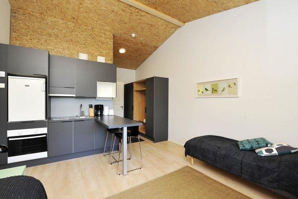 Forenom Apartments Espoo Lintuvaara - фото 50