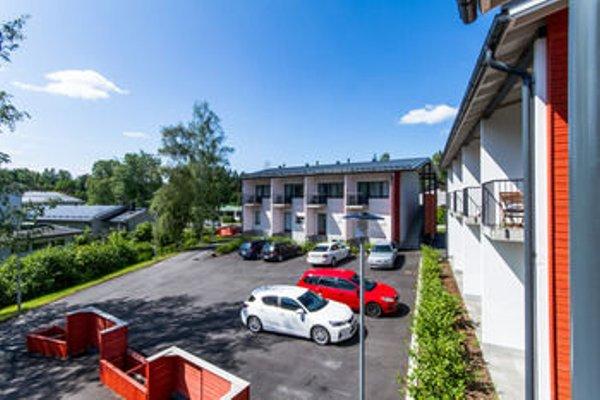 Forenom Apartments Espoo Lintuvaara - фото 11