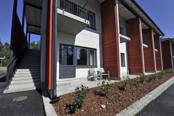 Forenom Apartments Espoo Lintuvaara - фото 5