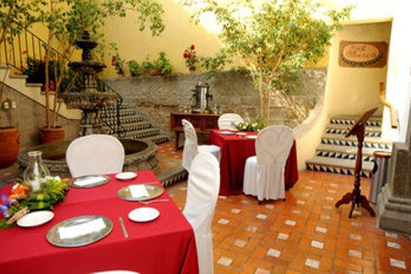 Hotel Hacienda del Molino - фото 10