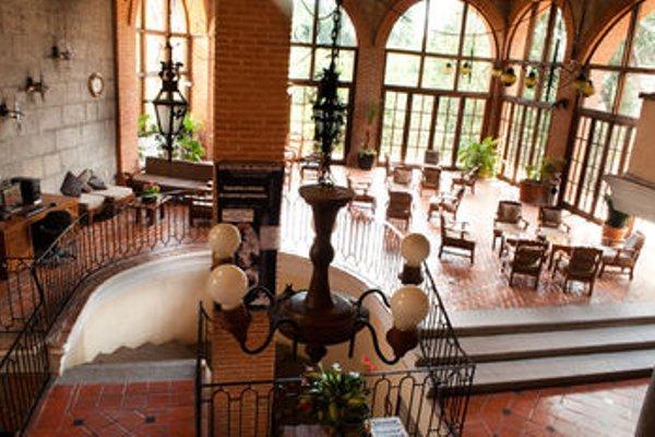 Hotel Hacienda del Molino - фото 11