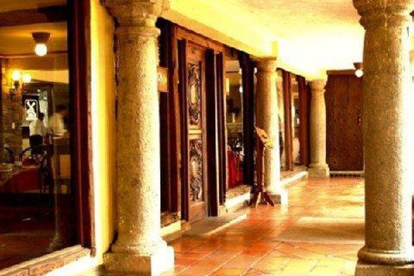 Hotel Hacienda del Molino - фото 12