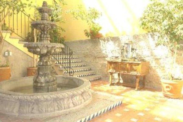 Hotel Hacienda del Molino - фото 16