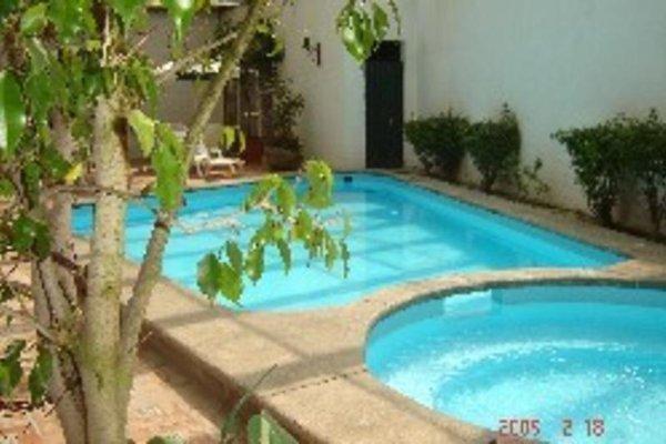 Hotel Hacienda del Molino - фото 18