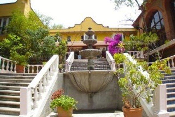 Hotel Hacienda del Molino - фото 19