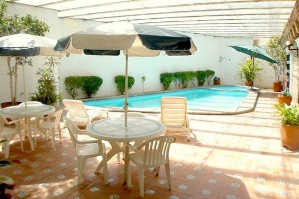 Hotel Hacienda del Molino - фото 20