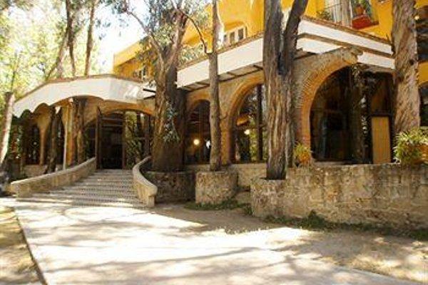 Hotel Hacienda del Molino - фото 21