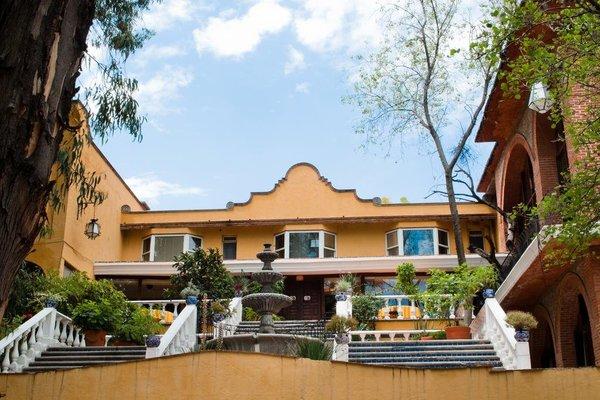 Hotel Hacienda del Molino - фото 22