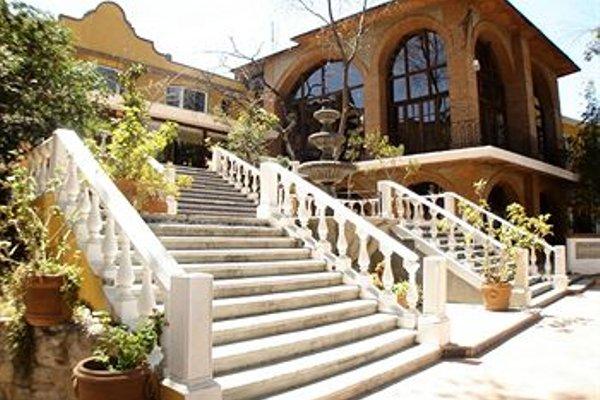 Hotel Hacienda del Molino - фото 23